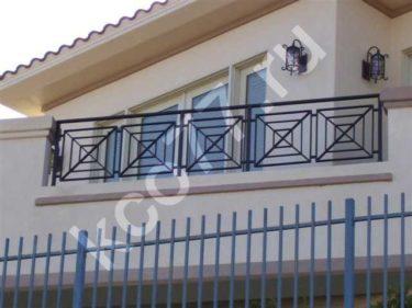 ограждения балконов и лоджий