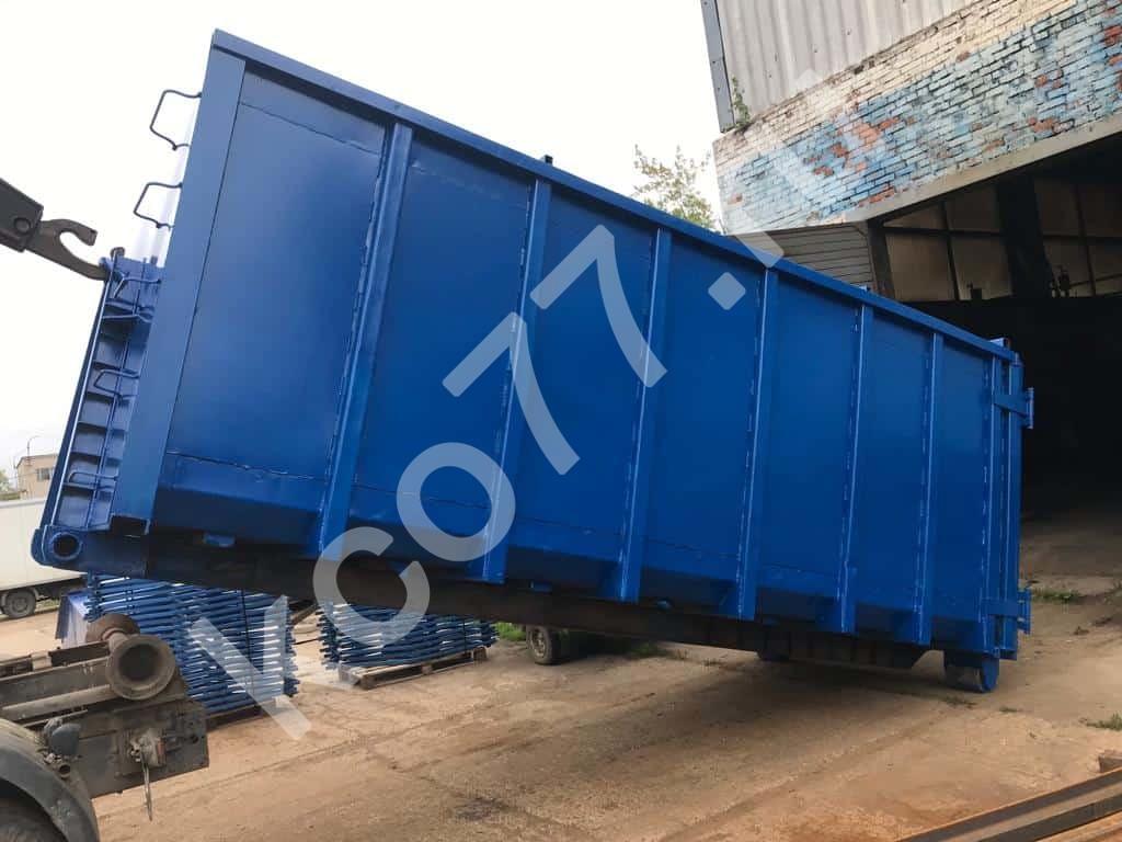 ПОСЛЕ ремонта контейнеров